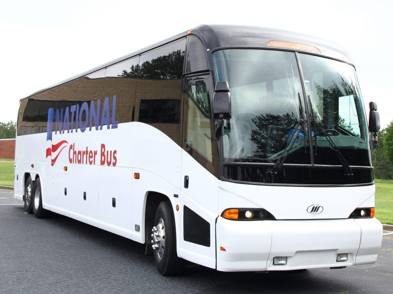 Why a Charter Bus is a Great Option for Your Next Fundraiser?