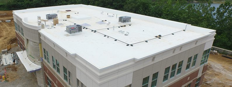 Top Causes of Commercial Roofing Leaks